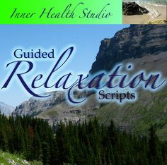 beach guided imagery relaxation script