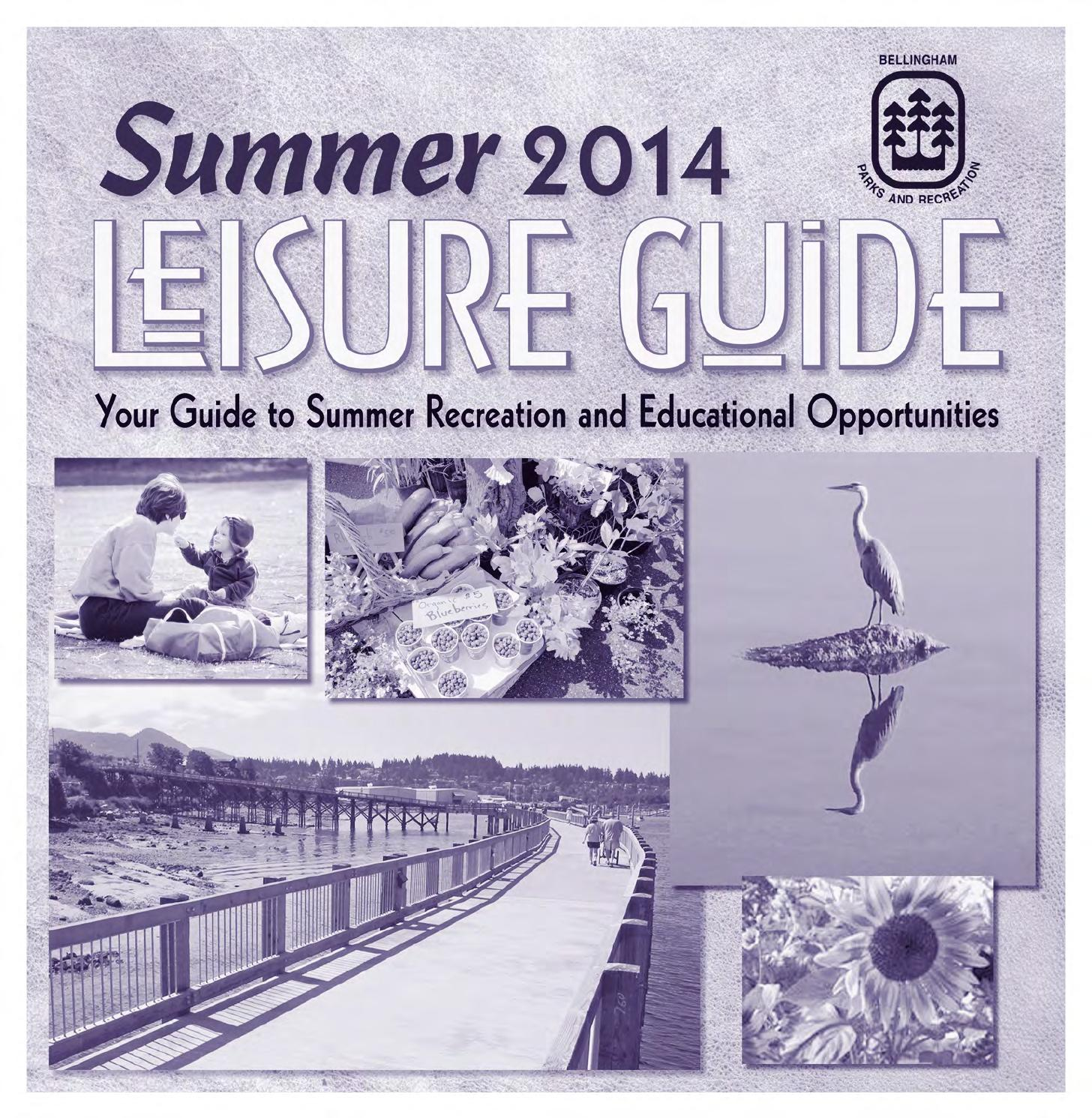 bellingham parks and recreation leisure guide