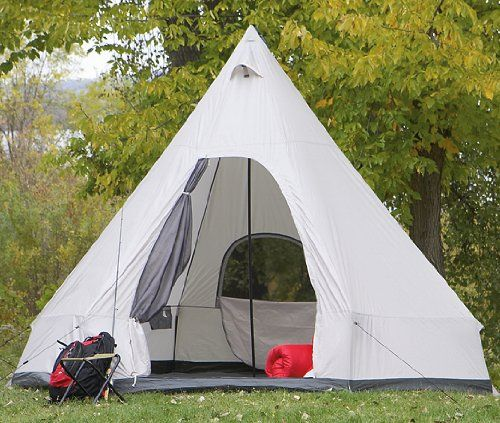guide gear backpacking teepee tent