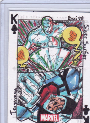 marvel trading cards 1994 price guide
