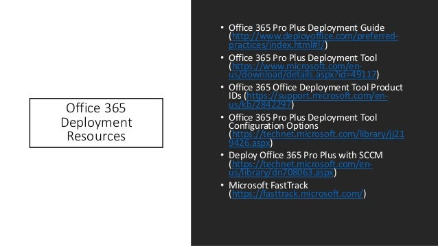 office 365 deployment tool guide