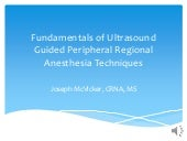 ultrasound guided regional anaesthesia courses