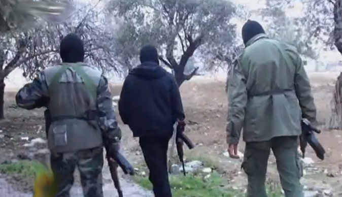 guide to the syrian rebels