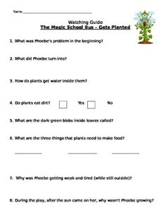 magic school bus guided reading level