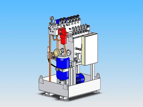 hydraulic power unit design guide