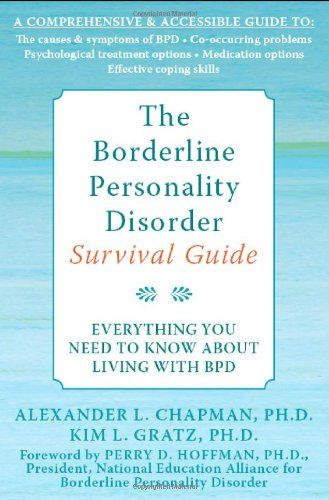 borderline personality disorder survival guide pdf