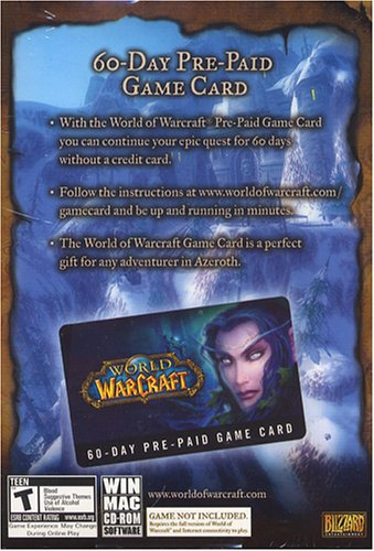 world of warcraft card game price guide