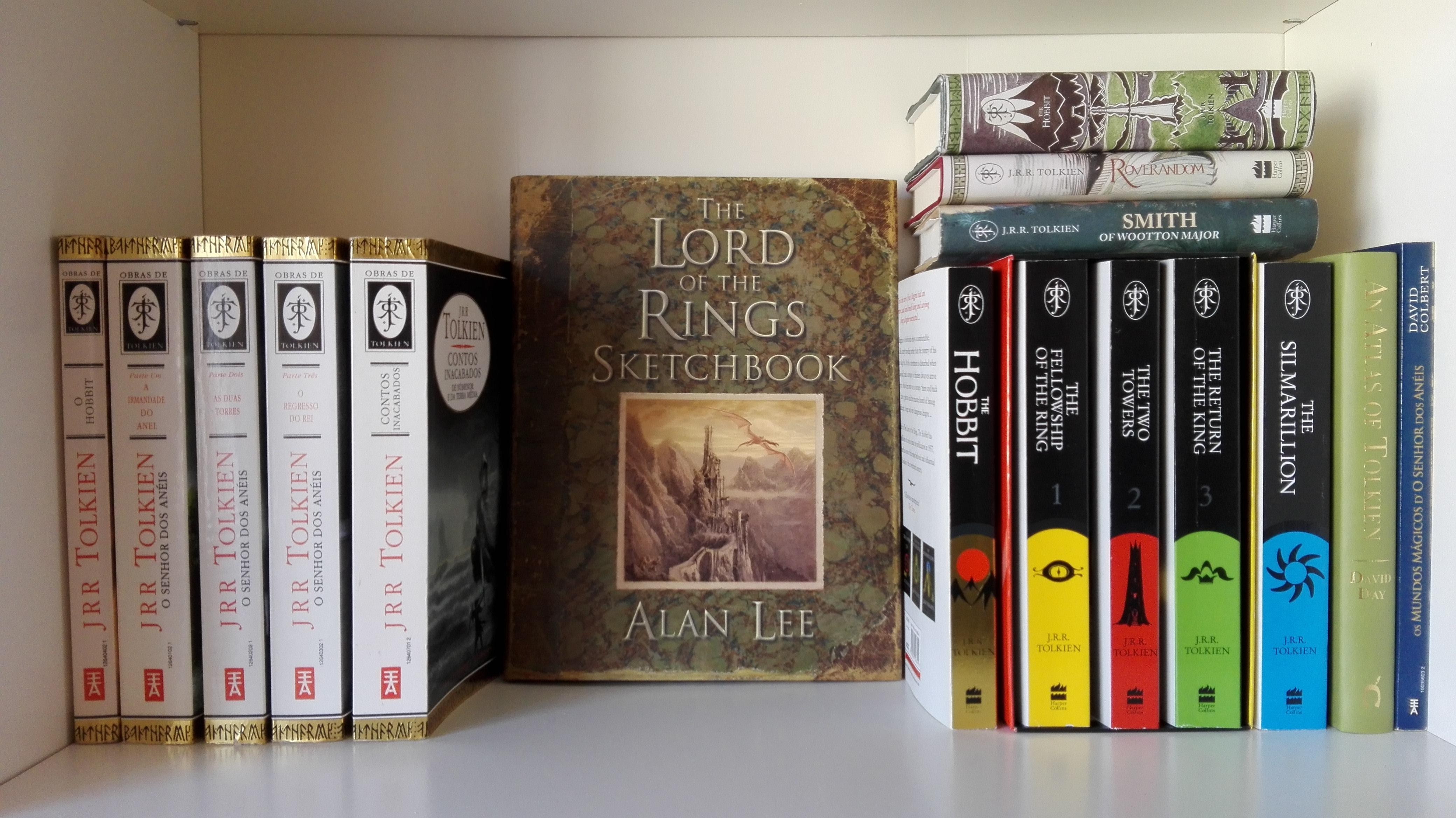 the jrr tolkien companion and guide