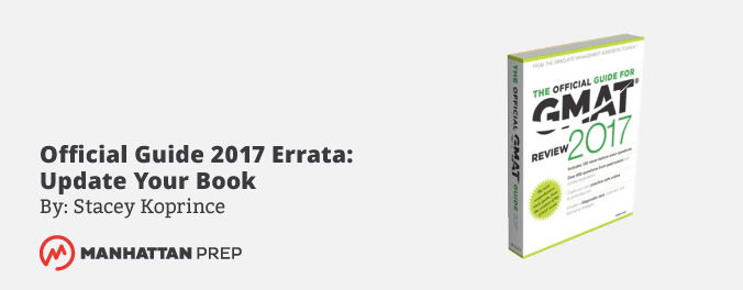 download gmat official guide 2017