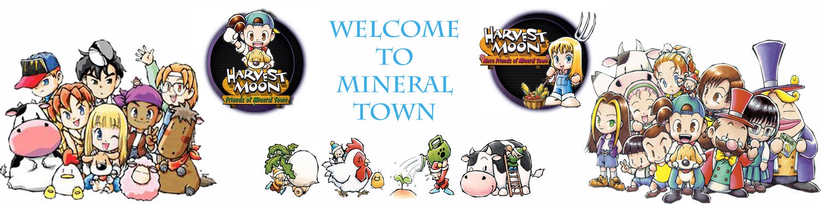 friends of mineral town guide