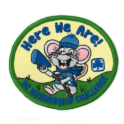 girl guides of canada brownie badges