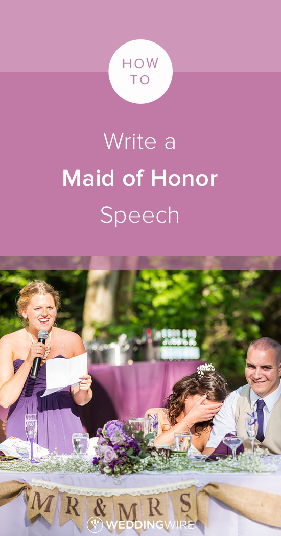 guide to being a maid of honor