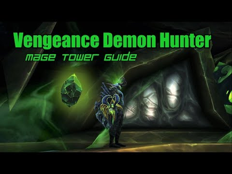 havoc demon hunter challenge guide