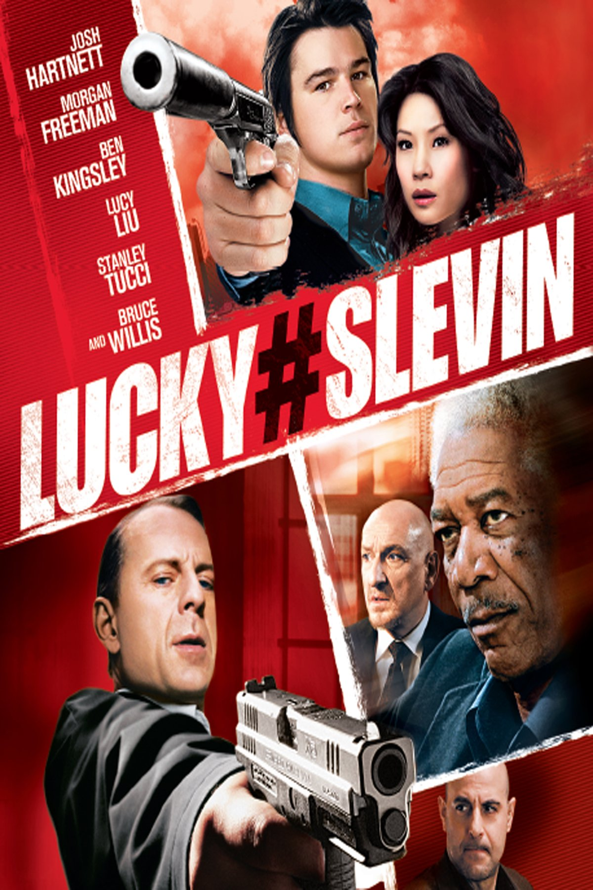 lucky number slevin parents guide