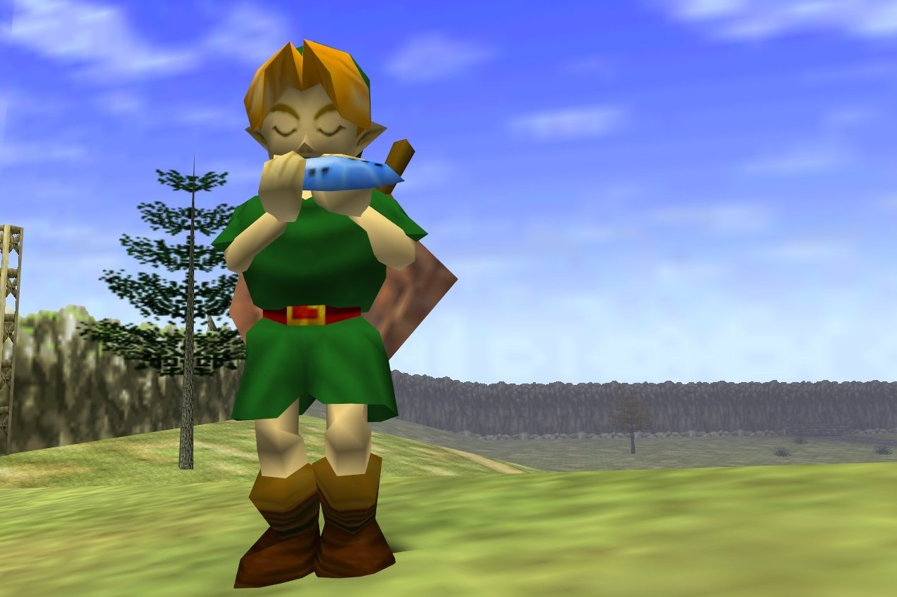 ocarina of time 3ds guide