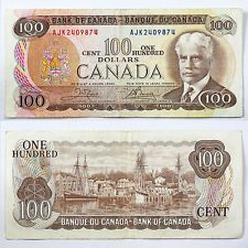 old canadian paper money value guide